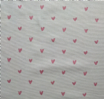 Sophie Allport Hearts Fabric